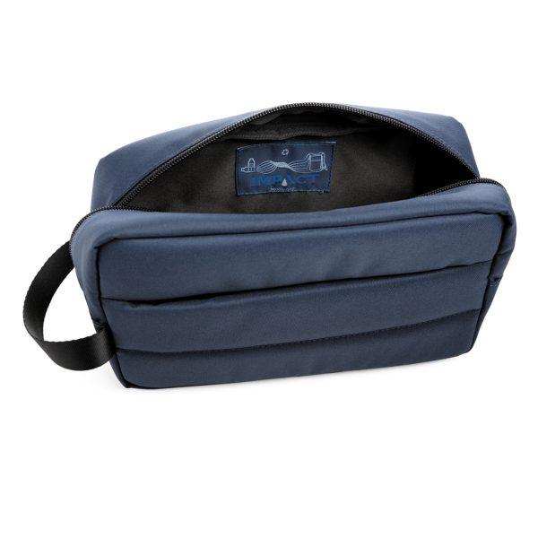 Impact AWARE™ RPET toiletry bag P820.205