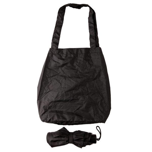 "21"" manual open umbrella with tote bag P850.311"