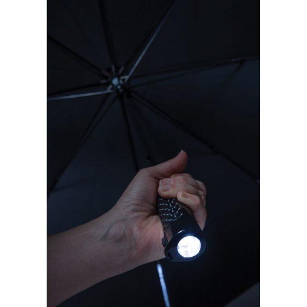 """23"""" manual open/close  LED umbrella P850.421"""