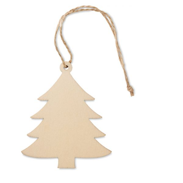 Wooden Tree shaped hanger ARBY CX1475-40