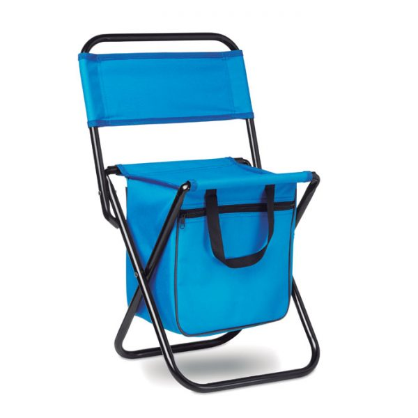Foldable 600D chair/cooler SIT & DRINK MO6112-37