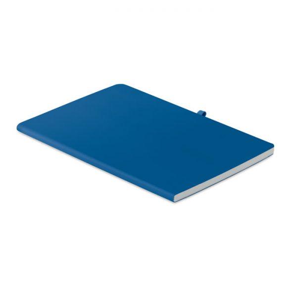 A5 soft PU cover notebook RAINBOW MO6116-04