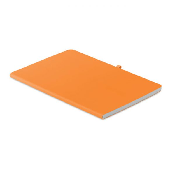 A5 soft PU cover notebook RAINBOW MO6116-10