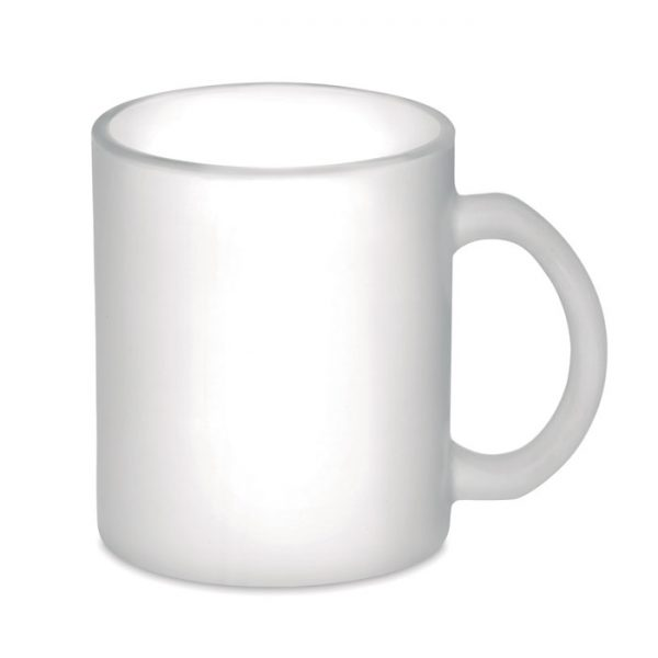 Glass sublimation mug 300ml SUBLIMATT MO6117-26