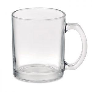 Glass sublimation mug 300ml SUBLIMGLOSS MO6118-22
