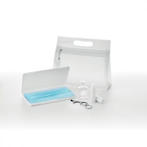 4 pieces travel set TRAVELCLEAN MO6135-22