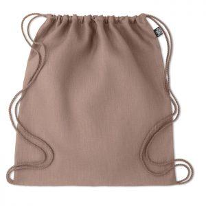 Hemp drawstring bag 200 gr/m² NAIMA BAG MO6163-01