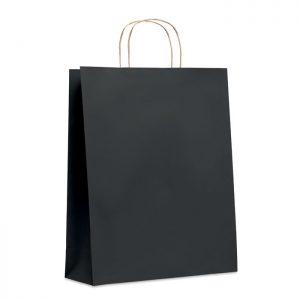 Large Gift paper bag 90 gr/m² PAPER TONE L MO6174-03