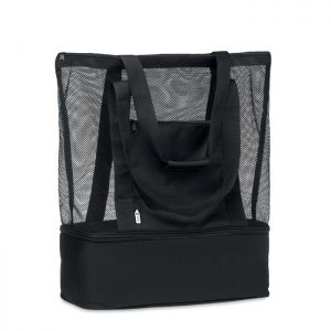 Mesh Shopping bag in 600D RPET MALLA MO6182-03