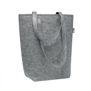 RPET felt shopping bag TASLO MO6185-07