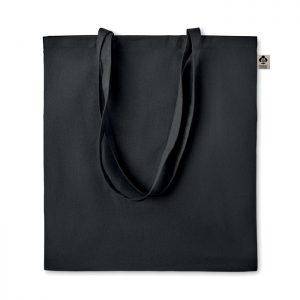 Organic cotton shopping bag ZIMDE COLOUR MO6189-03