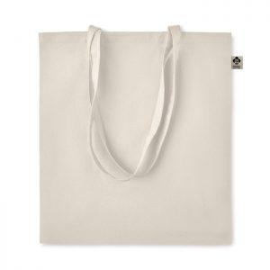 Organic cotton shopping bag ZIMDE MO6190-13