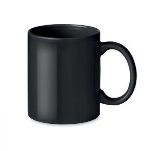 Coloured ceramic mug in box DUBLIN TONE MO6208-03