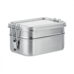 Stainless steel lunch box DOUBLE CHAN MO6212-16