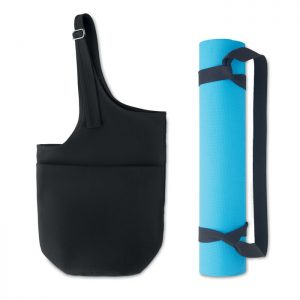 Fitness yoga matt rope and bag YOGI SET MO6218-03