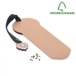 Pine tree bookmark GROWBOOKMARK™ MO6226-13