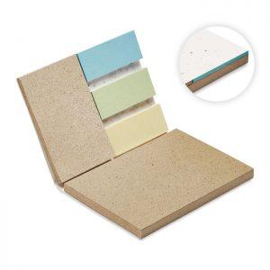 Grass seed paper memo set GROW ME MO6235-06