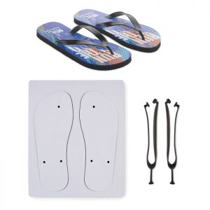 Sublimation beach slippers XL DO MEL MO6238-03