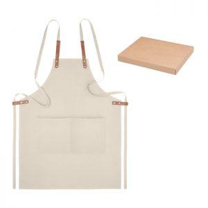 Organic cotton apron 340 gr/m² NAGPUR MO6260-13