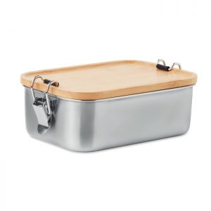 Stainless steel lunch box 750ml SONABOX MO6301-40