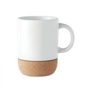 Sublimation mug with cork base SUBCORK MO6323-06