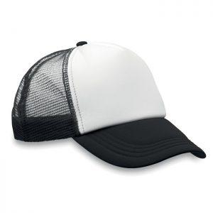 KAPA 5 PANELA POLIESTER TRUCKER CAP MO8594-03