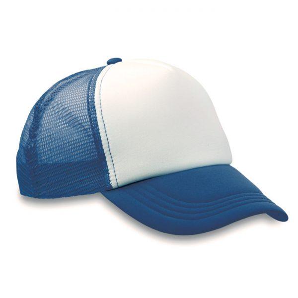 KAPA 5 PANELA POLIESTER TRUCKER CAP MO8594-04