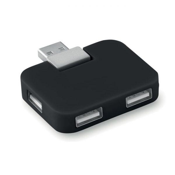 RAZDJELNIK USB  4/1 SQUARE MO8930-03