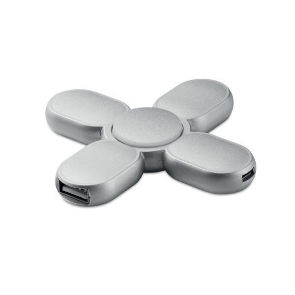 RAZDJELNIK USB SPINNER SPINNER HUB MO9318-14