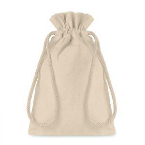 Small Cotton draw cord bag TASKE SMALL MO9728-13