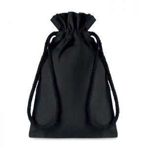 Small Cotton draw cord bag TASKE SMALL MO9729-03