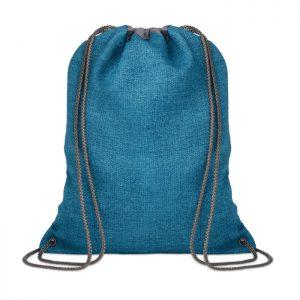 1200D heathered drawstring bag TOCAYO MO9776-04