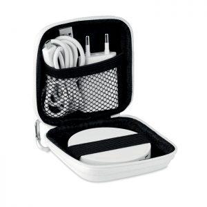 Wireless charger travel set WIRELESS PLATO SET MO9785-06