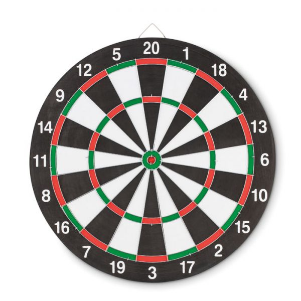 Double sided dart board NAIL IT MO9809-99
