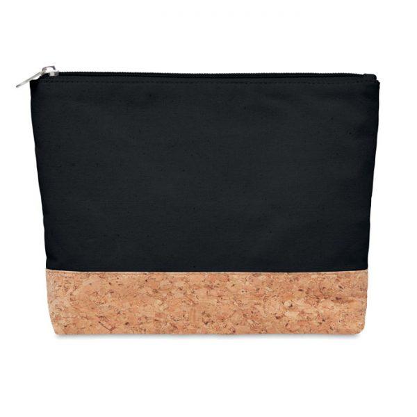 Cork & cotton cosmetic bag PORTO BAG MO9817-03