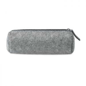 Felt zippered pencil case PENLO MO9819-07