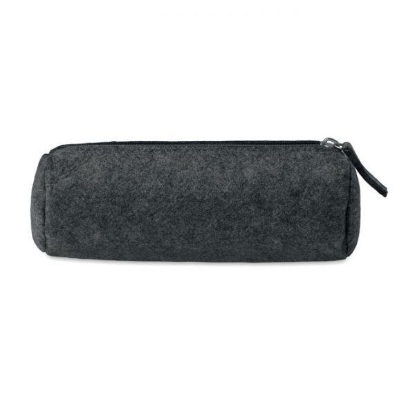 Felt zippered pencil case PENLO MO9819-15