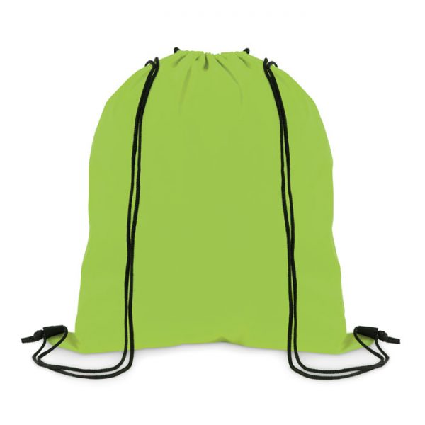 210D Polyester drawstring bag SIMPLE SHOOP MO9828-48