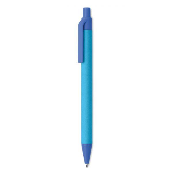 Paper/PLA corn ball pen CARTOON COLOURED MO9830-04