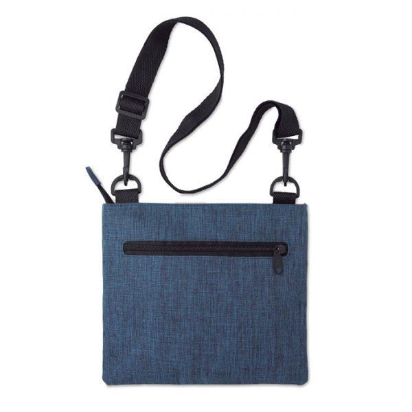 RFID travel bag with strap MANAOS MO9835-04