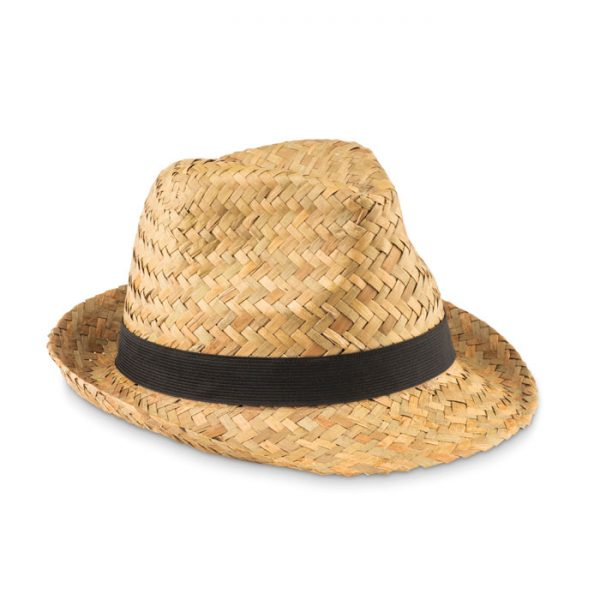 Natural straw hat MONTEVIDEO MO9844-03
