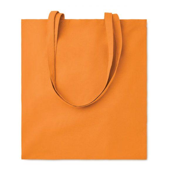 180gr/m² cotton shopping bag COTTONEL COLOUR ++ MO9846-10
