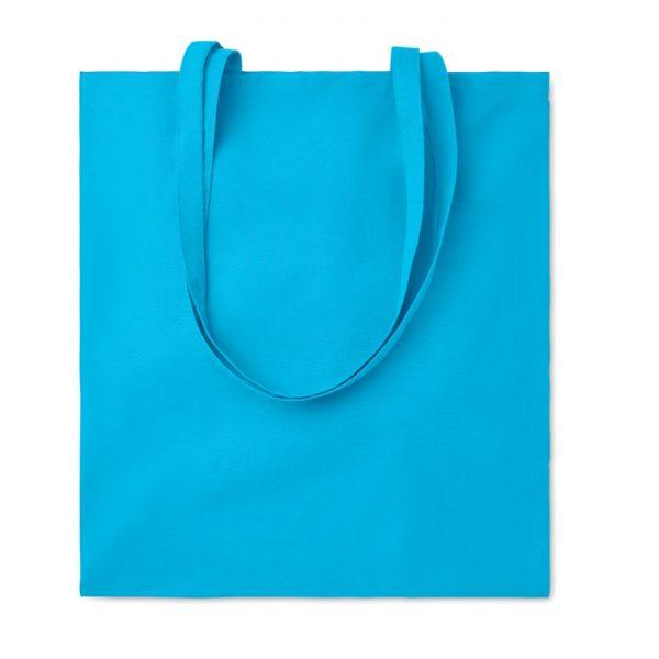 180gr/m² cotton shopping bag COTTONEL COLOUR ++ MO9846-12