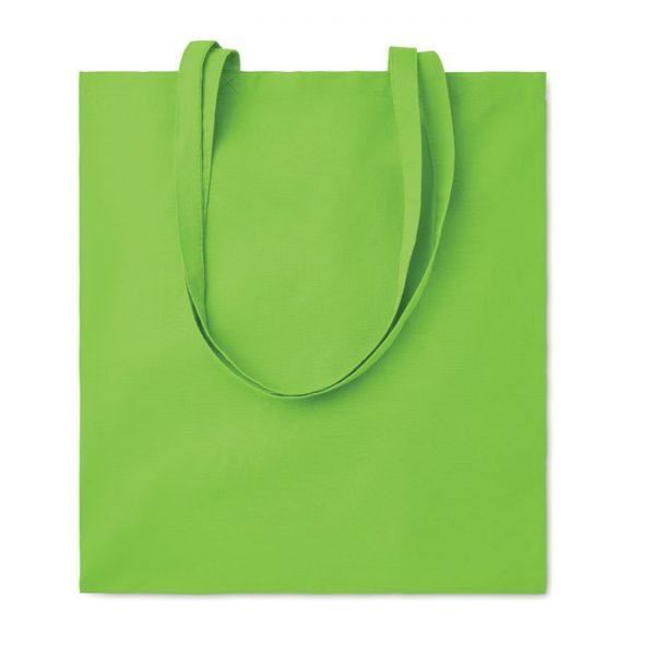 180gr/m² cotton shopping bag COTTONEL COLOUR ++ MO9846-48