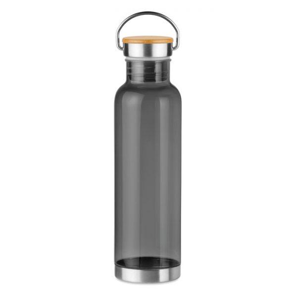 Tritan 800ml bottle bamboo top HELSINKI BASIC MO9850-27