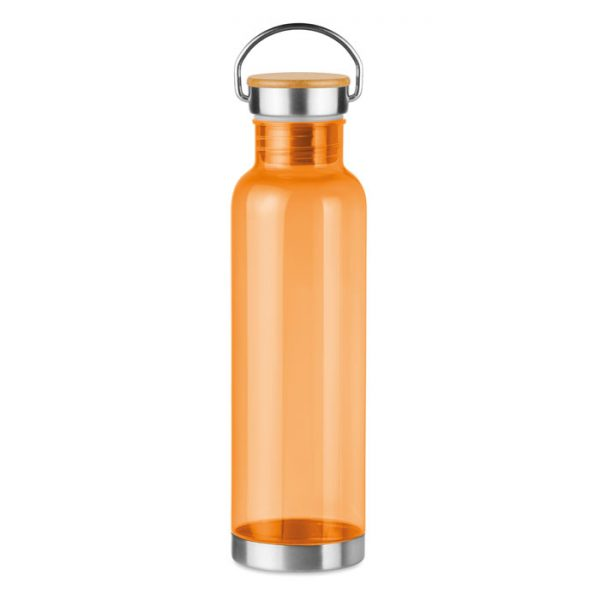 Tritan 800ml bottle bamboo top HELSINKI BASIC MO9850-29