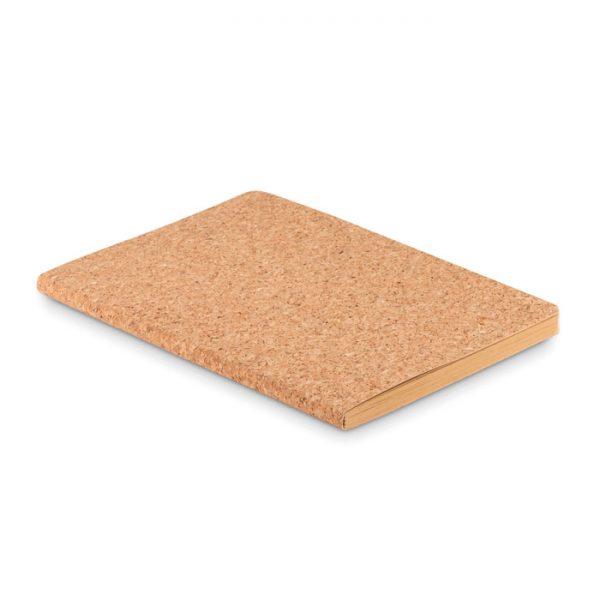 A5 cork soft cover notebook NOTECORK MO9860-13