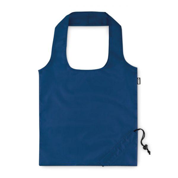 Foldable RPET shopping bag FOLDPET MO9861-04