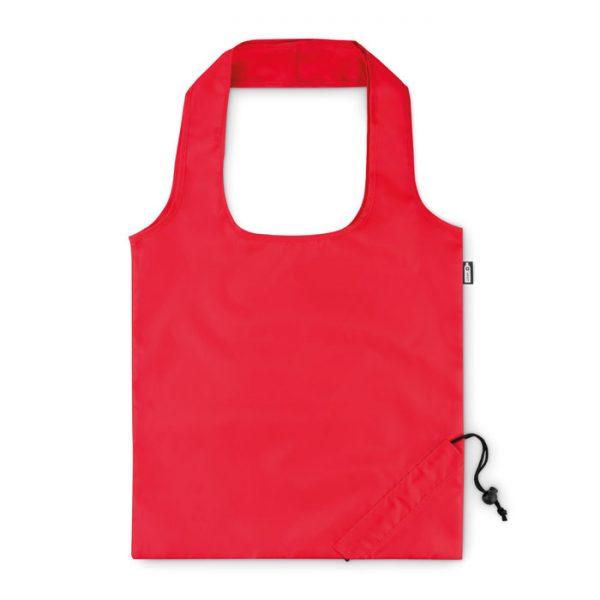 Foldable RPET shopping bag FOLDPET MO9861-05
