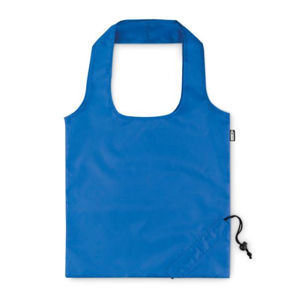 Foldable RPET shopping bag FOLDPET MO9861-37